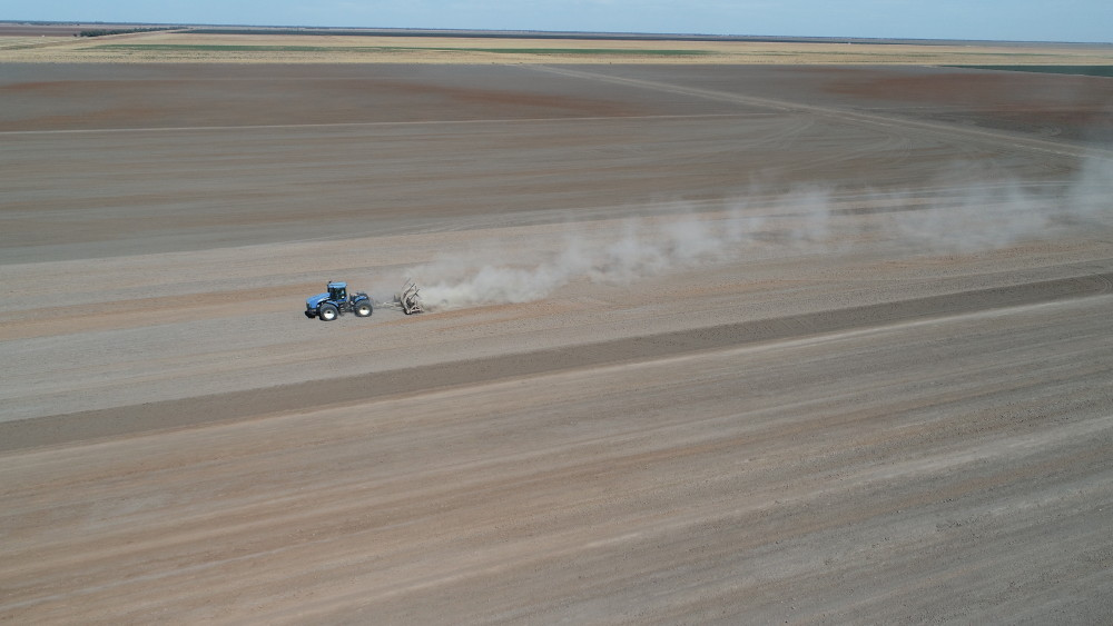 Speed-Forma on 500hp New Holland